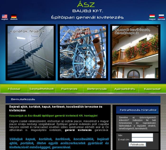 weblap referencia